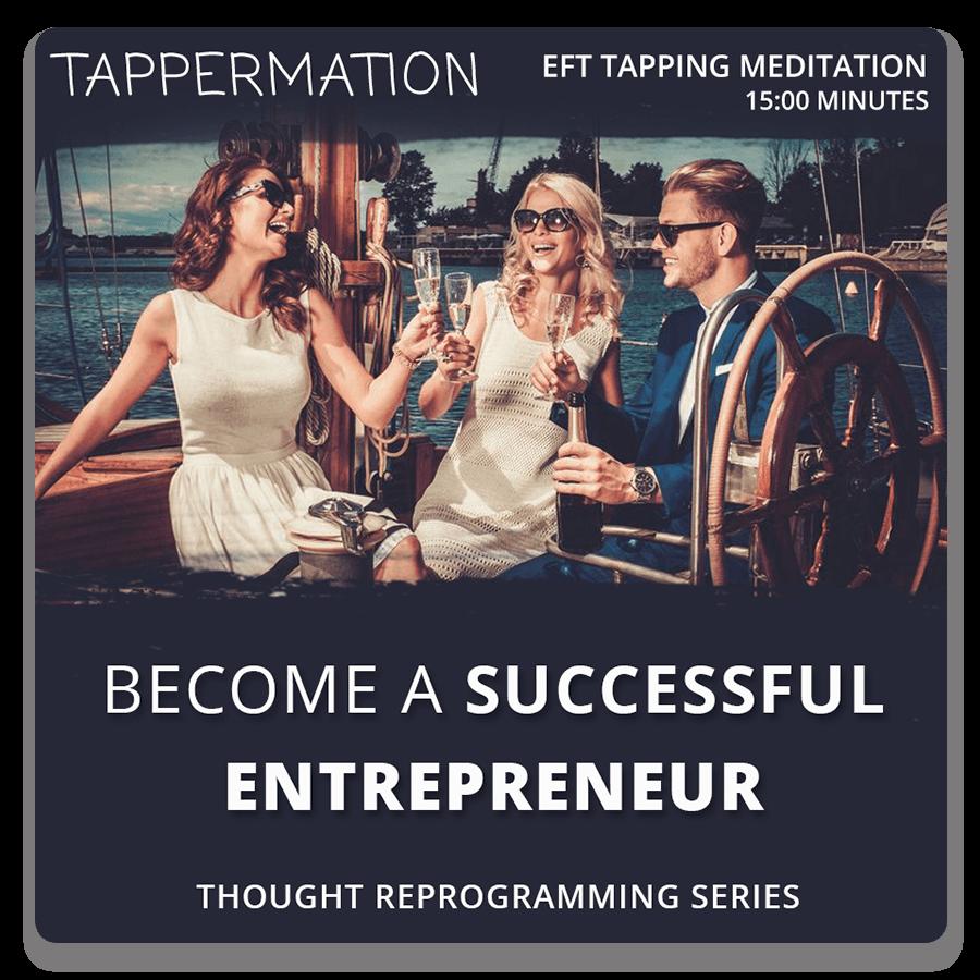 EFT Tapping Entrepreneur