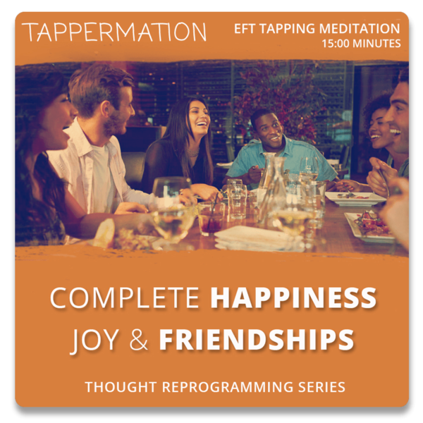 EFT Tapping Happiness