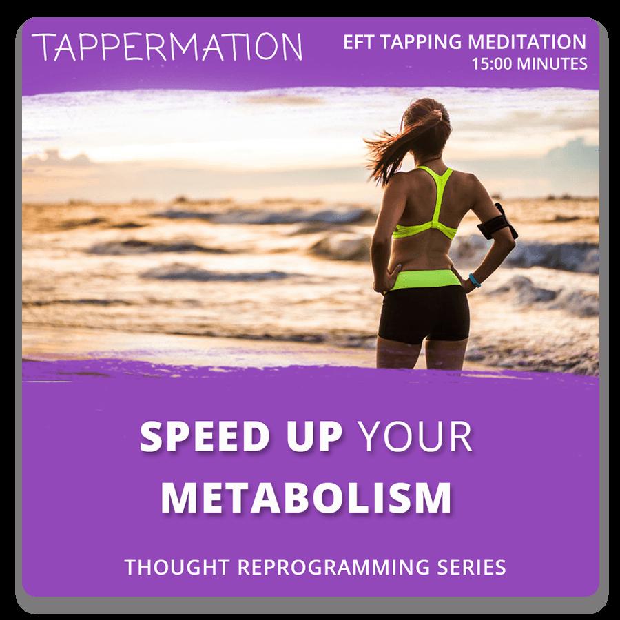 EFT Tapping Metabolism