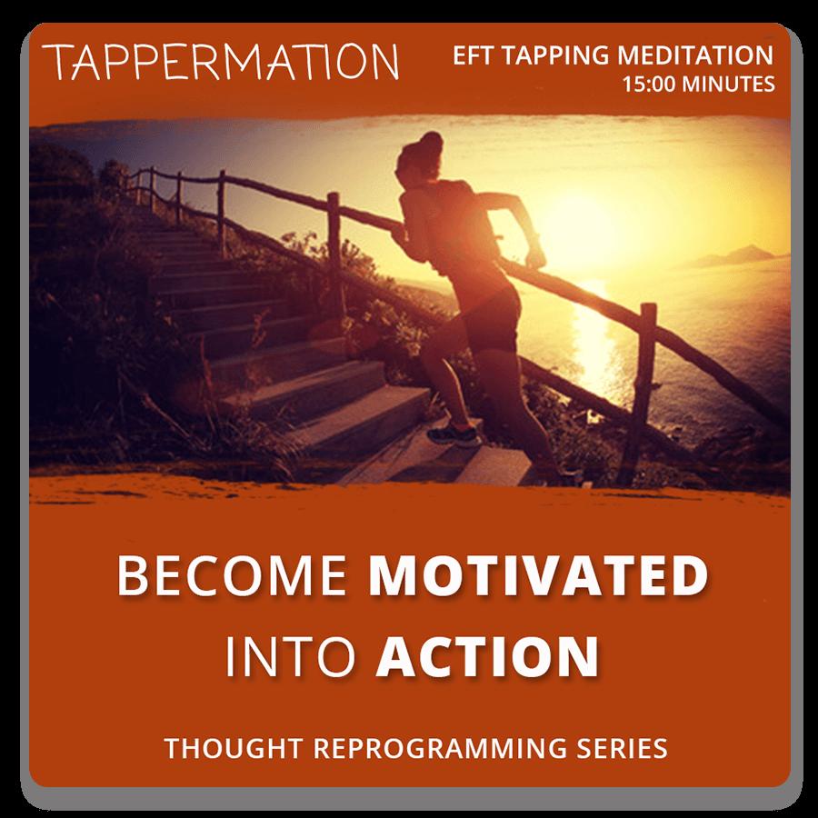 EFT Tapping Motivation